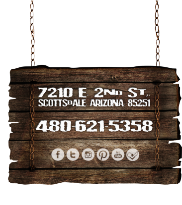 7210 E. 2nd St., Scottsdale, Arizona 85251 - 480-621-5358